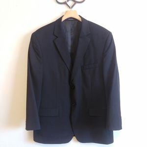 Pronto Cuomo mens black sportscoat